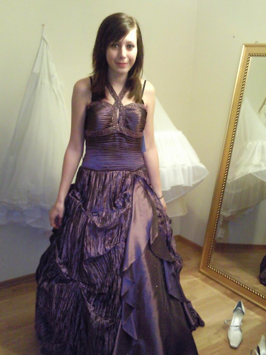 My Prom Dresses - Purple Graduation Dresses