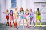 Winx Club Charmix (cosplay)