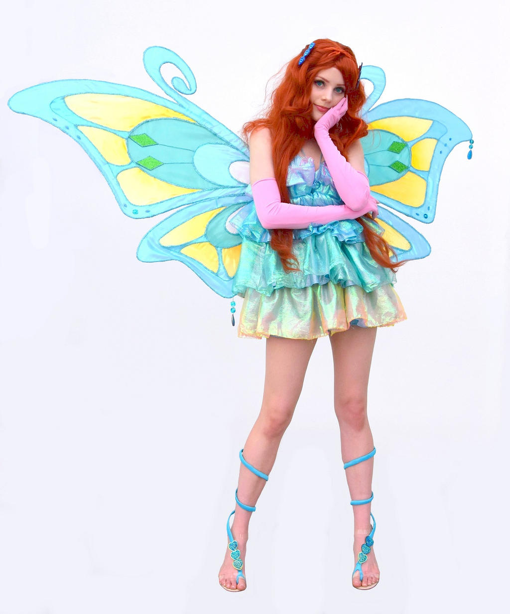 Winx club bloom cosplay