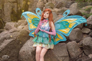 Winx Bloom Enchantix Cosplay
