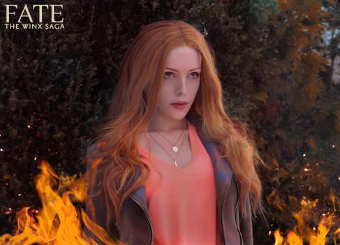 Fate: The Winx Saga Bloom Cosplay