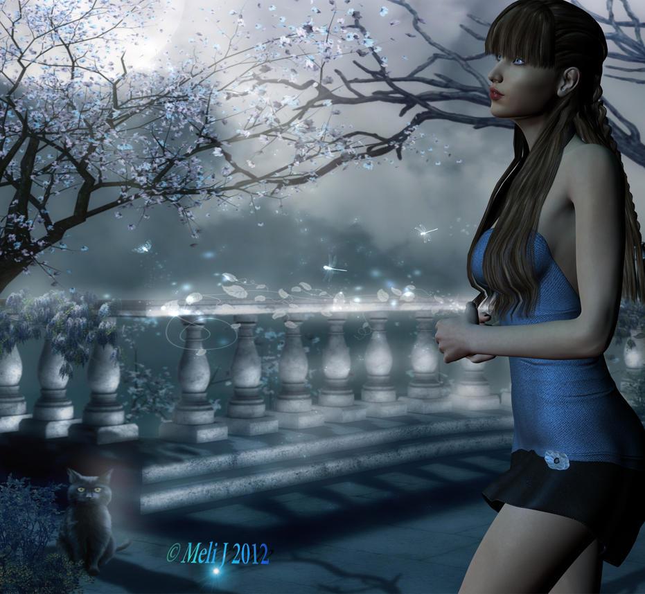 Under the Moonlight by Meli-J-Nightly