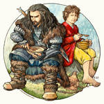 Dinner with Thorin