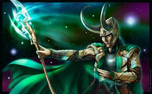 Loki by Rinter