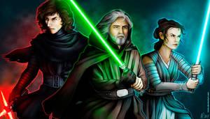 The Force Balanced