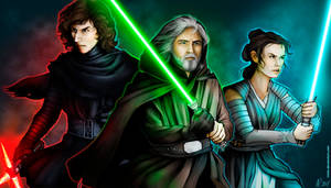 The Force Balanced by Rinter