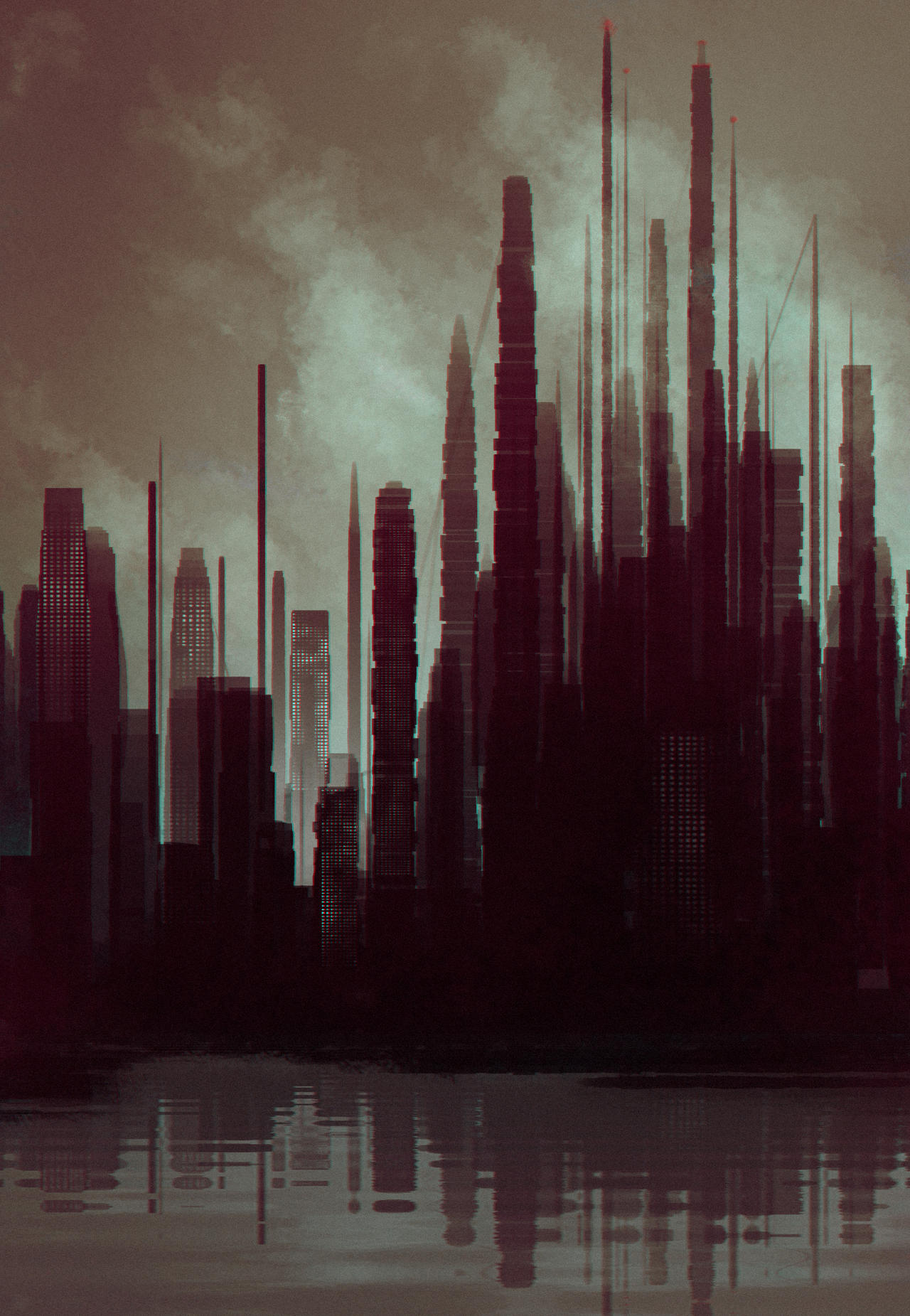 City by 479sam