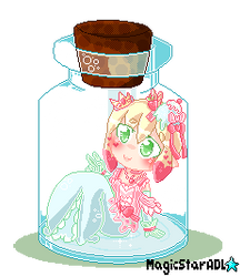 YCH-Ice Cream In The Bottle by StarAdoptsADL