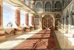 Hallway of beauty
