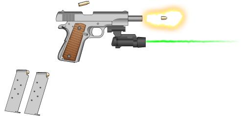 M1911 by MasterWolf99