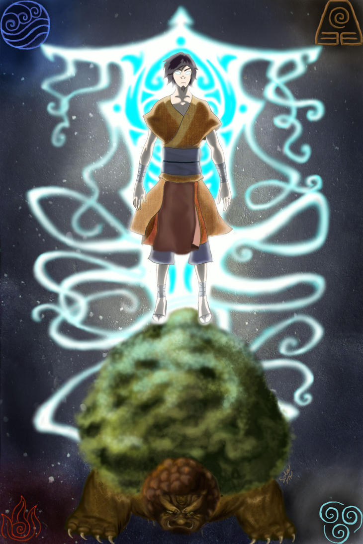 The First Avatar by Soladei