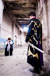 Sworn through swords by Zel-kun