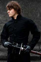 The Black Knight of Nilfgaard by Zel-kun