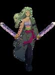 Final female Zoro