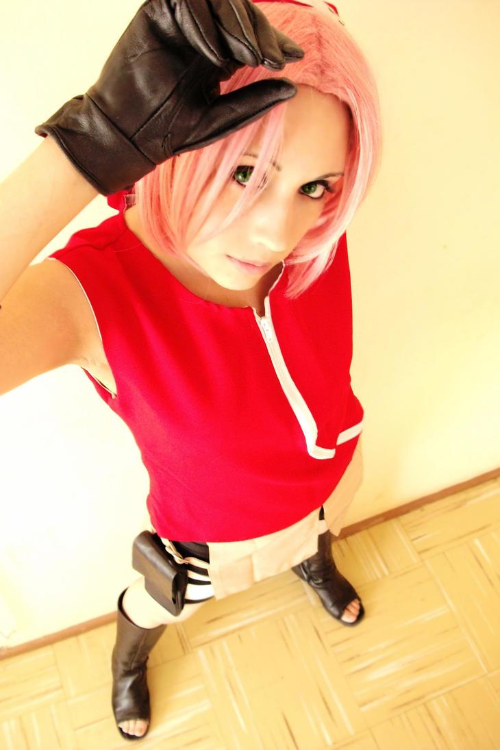 Sakura Haruno Cosplay by Zettai-Cosplay