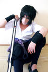 Sasuke Shippuden Cosplay