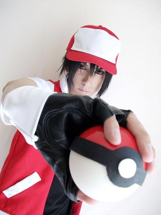 Red Pokemon by Zettai-Cosplay