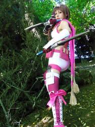 Kunoichi Samurai Warriors 3 by Zettai-Cosplay
