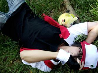Pokemon Red Cosplay by Zettai-Cosplay
