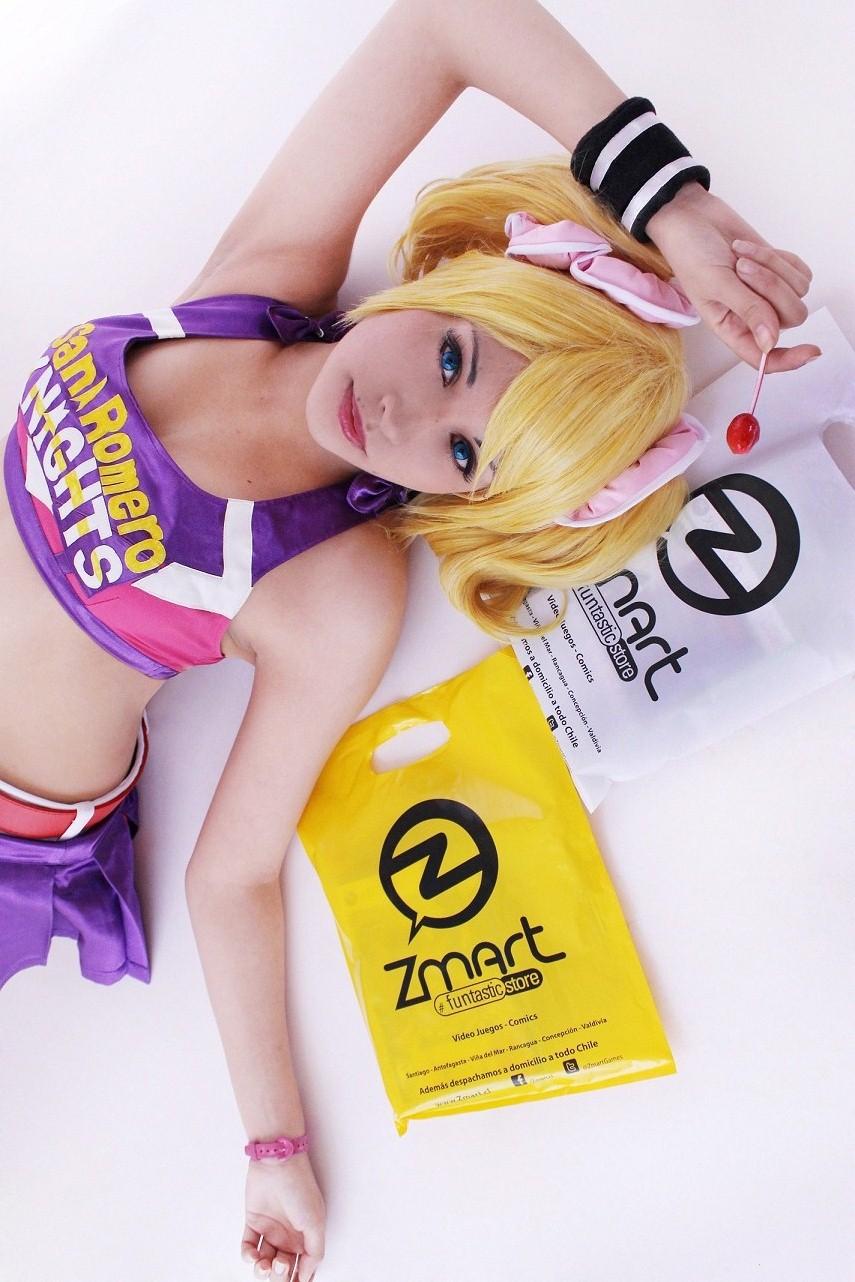 Lollipop Chanisaw 2 by Zettai-Cosplay