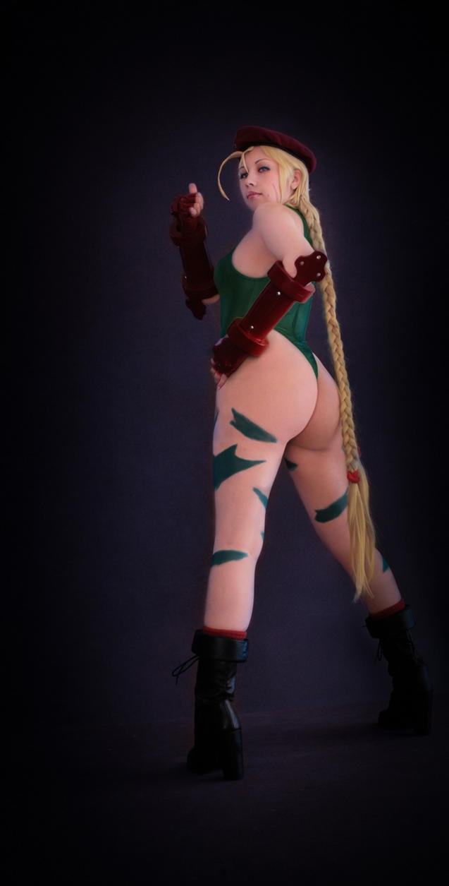 Cammy cosplay by Zettai-Cosplay