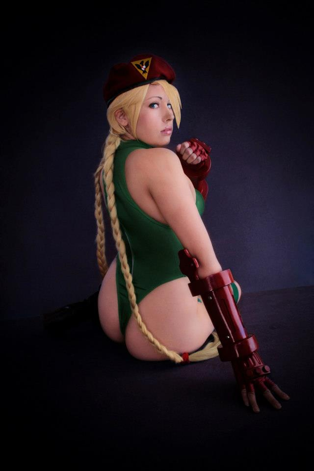 Cammy White Cosplay 2 by Zettai-Cosplay
