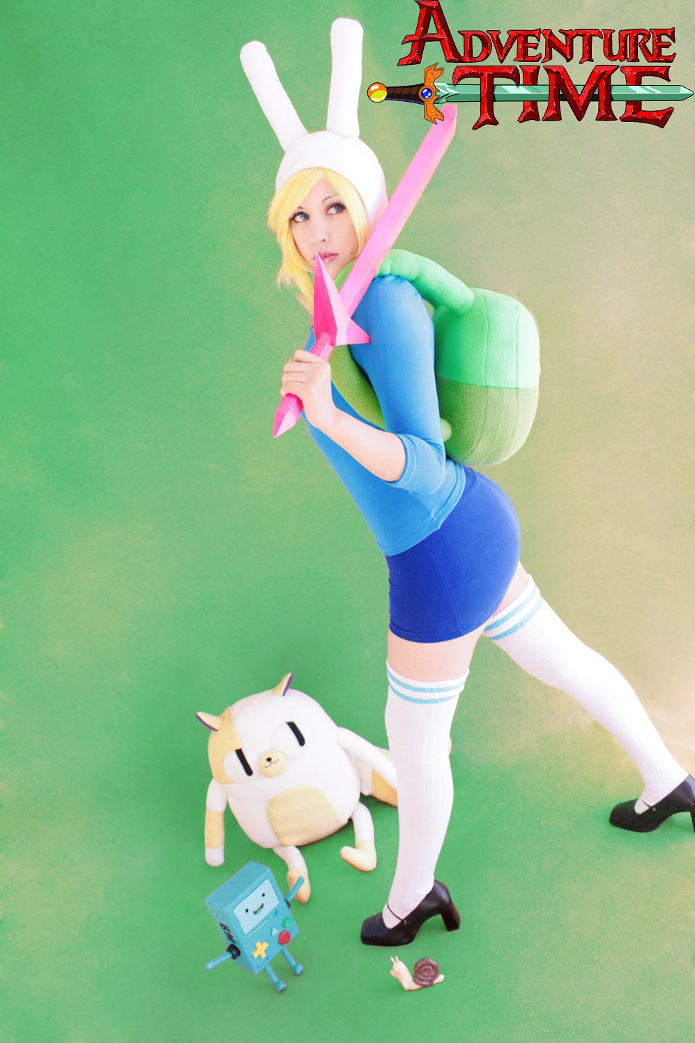 Fionna Cosplay by Zettai-Cosplay