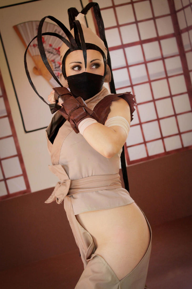 Ibuki Cosplay by Zettai-Cosplay
