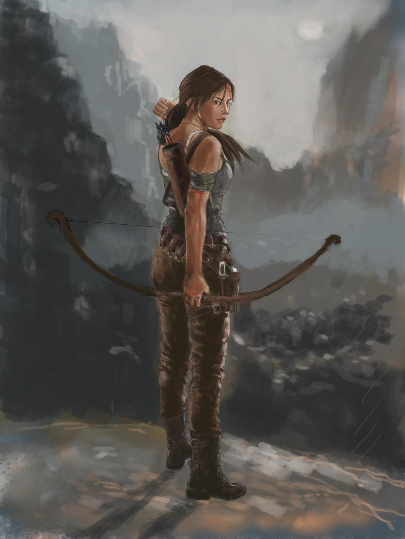 Tomb Raider by ZFoxx