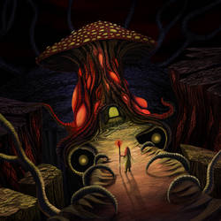 Mushroom by Theronius