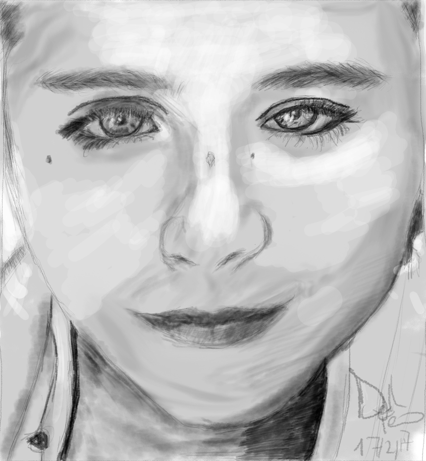 Angel Face by darksylph