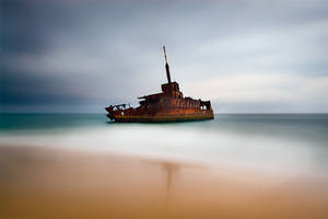 Wreck of the Sygna