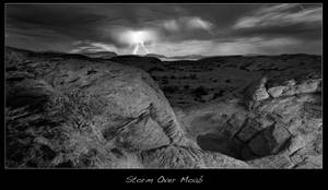 Storm Over Moab