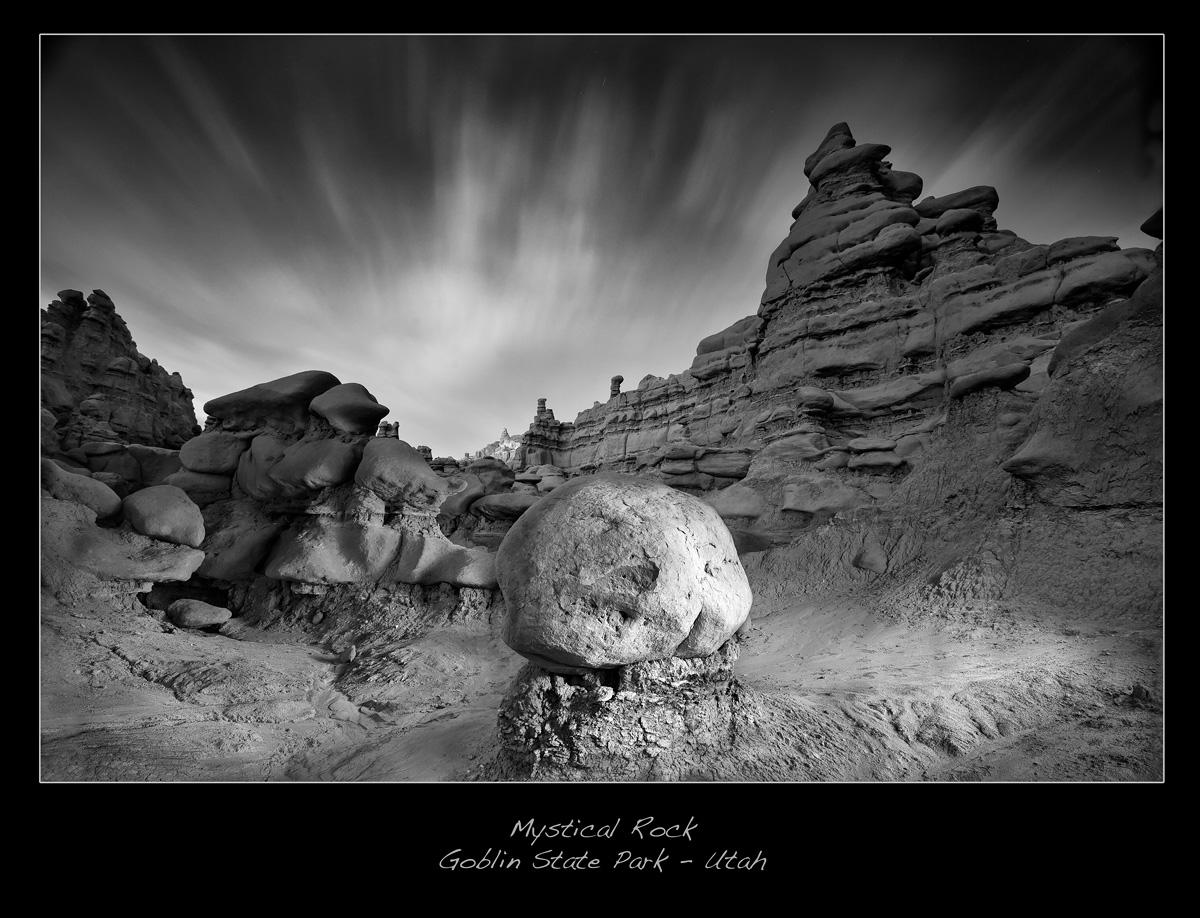 Mystical Rock by brentbat