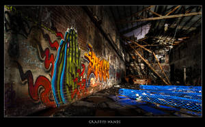 Graffiti Hands by brentbat