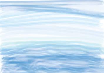 At Sea by ambacreations