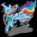 Mighty Morphin' Pony Rangers - Harmonic Tenacity