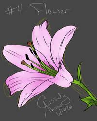 4. Flower