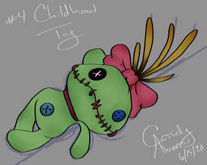 5. Childhood Toy
