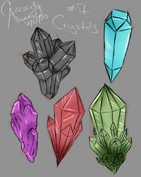 7. Crystals