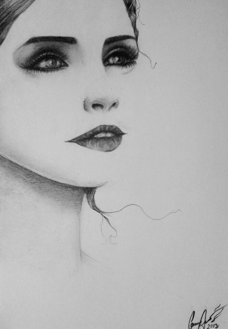 Emma Watson by Adriana2010