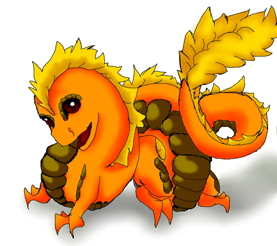 Avatar Dragon: Avatar Dragon By HibanaSpark On DeviantArt