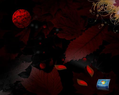 Windows 7 fantasy-autumn1