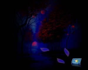 Windows 7 fantasy-autumn2