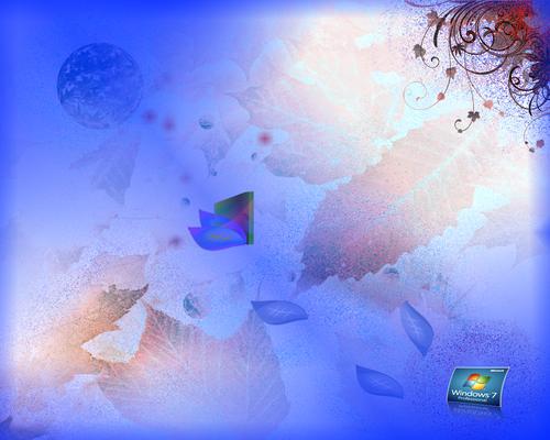 Windows 7 fantasy-autumn3