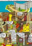 ElderScrolls fancomic Tales of a MadCat page 1