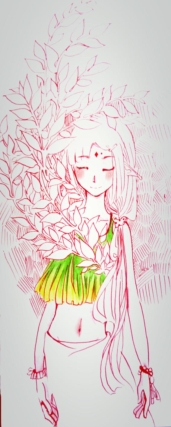Girl by bxxMooNxxd