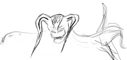 Sketch-a-Day 2 - Ichi Freehand