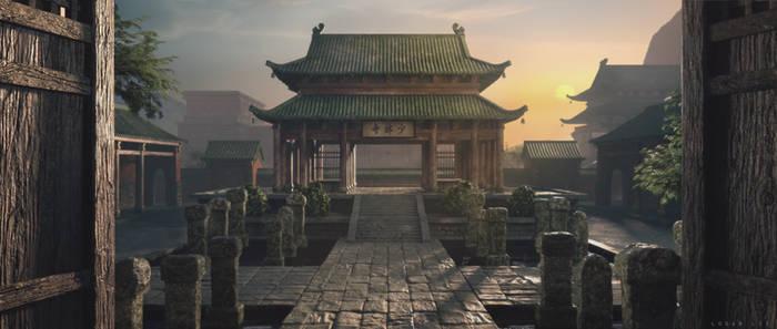 ShaoLin Monastery , Temple