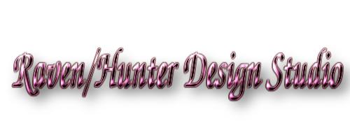 Raven-Hunter Text Logo by jeffehunter